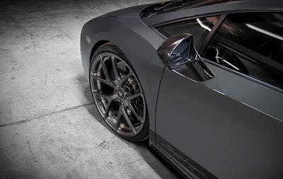 Lamborghini Gallardo Superleggera Exterior.