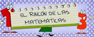 EL RINCÓN DE LAS MATEMÁTICAS: