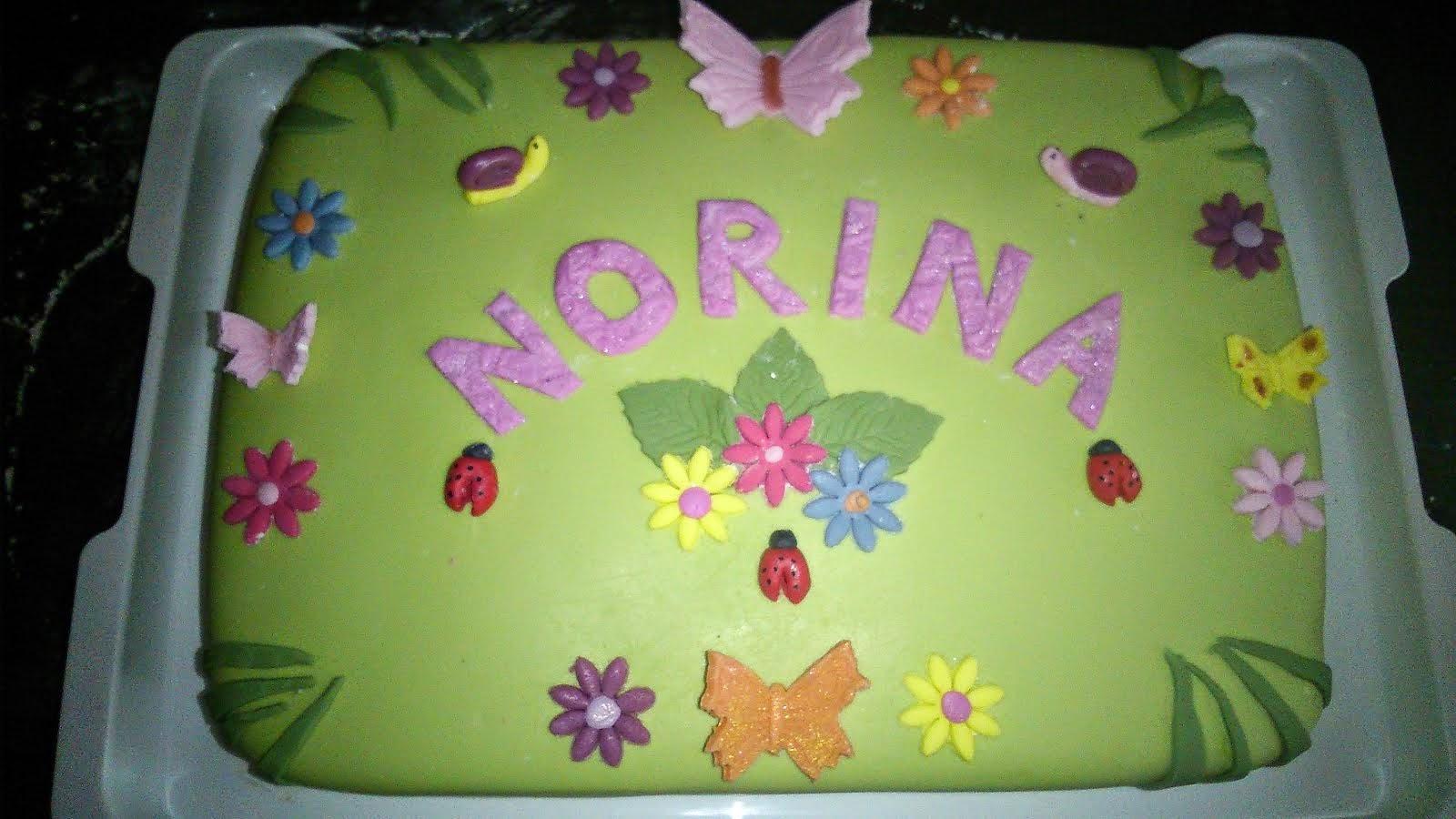 Tavaszi torta