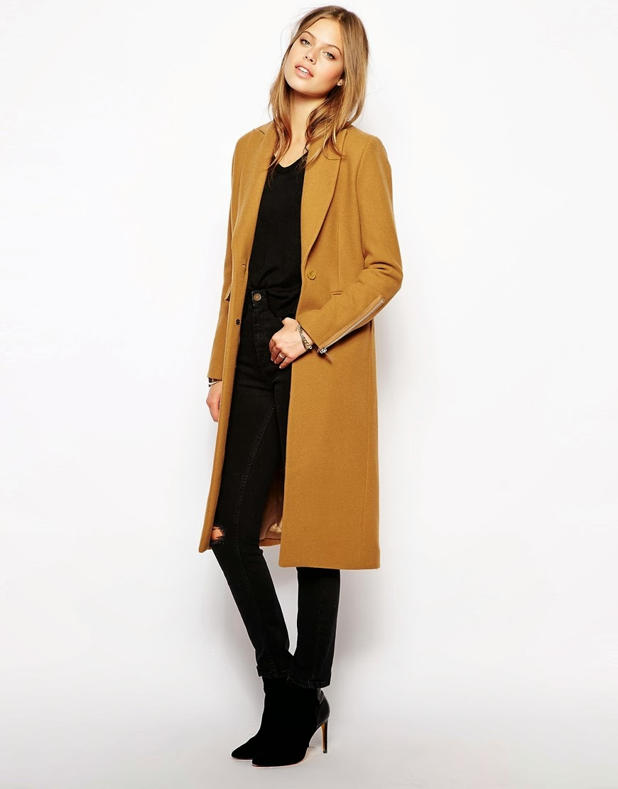 supertrash camel coat