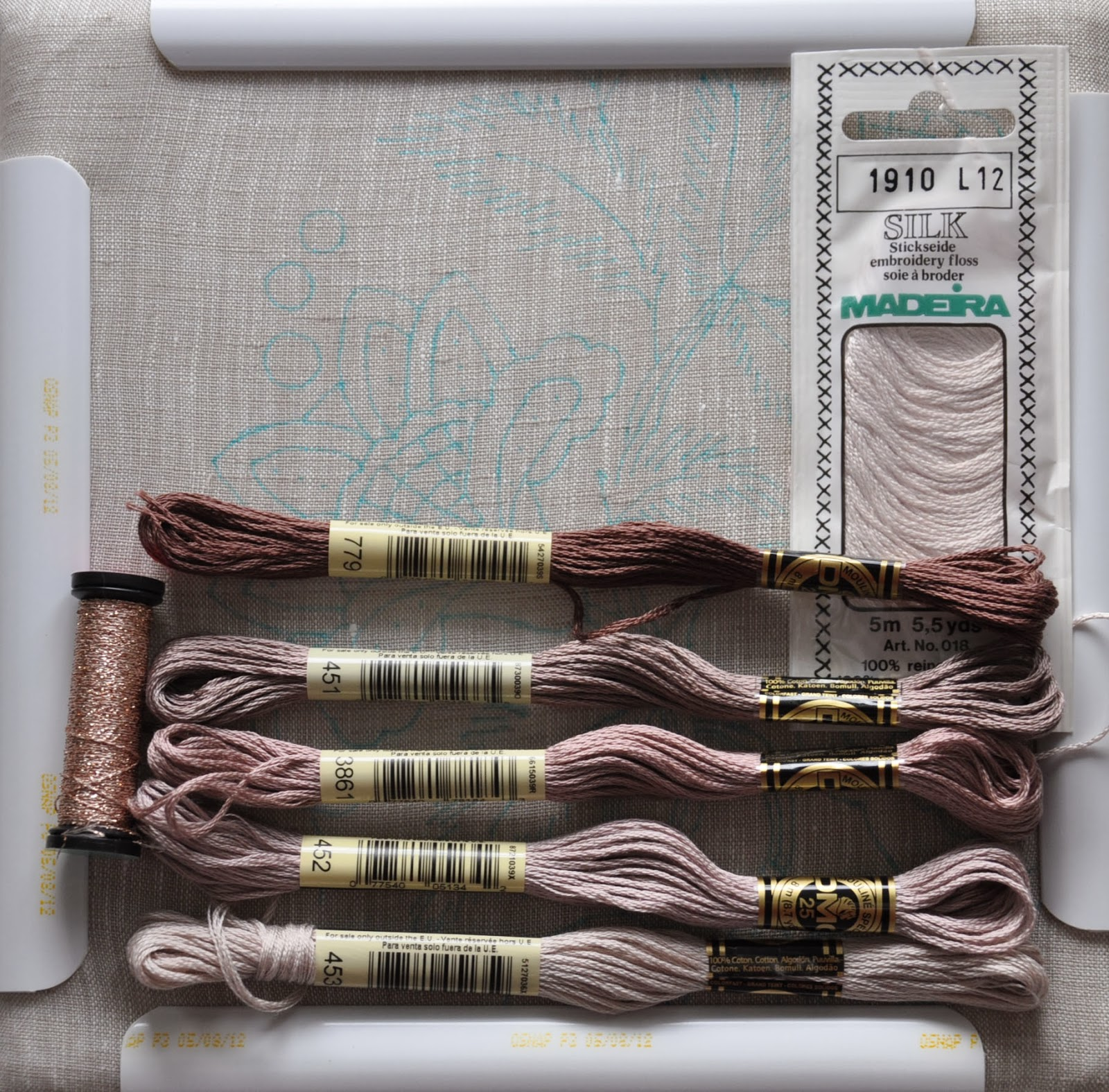 Искусство якобинской вышивки читать 248