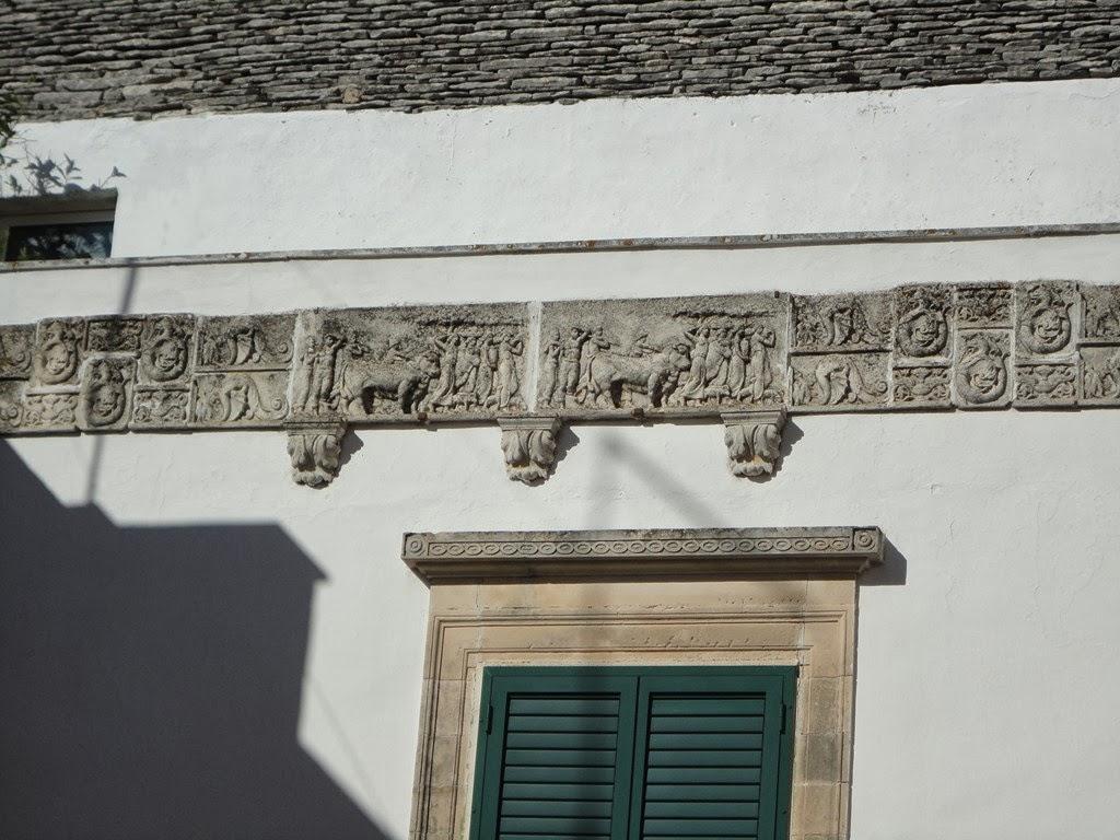 I viaggi di raffaella la valle d 39 itria locorotondo - Cornicione casa ...