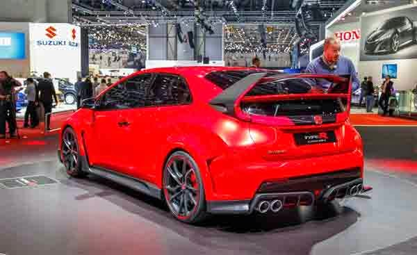 2015 Honda Civic Type R Release Date in USA