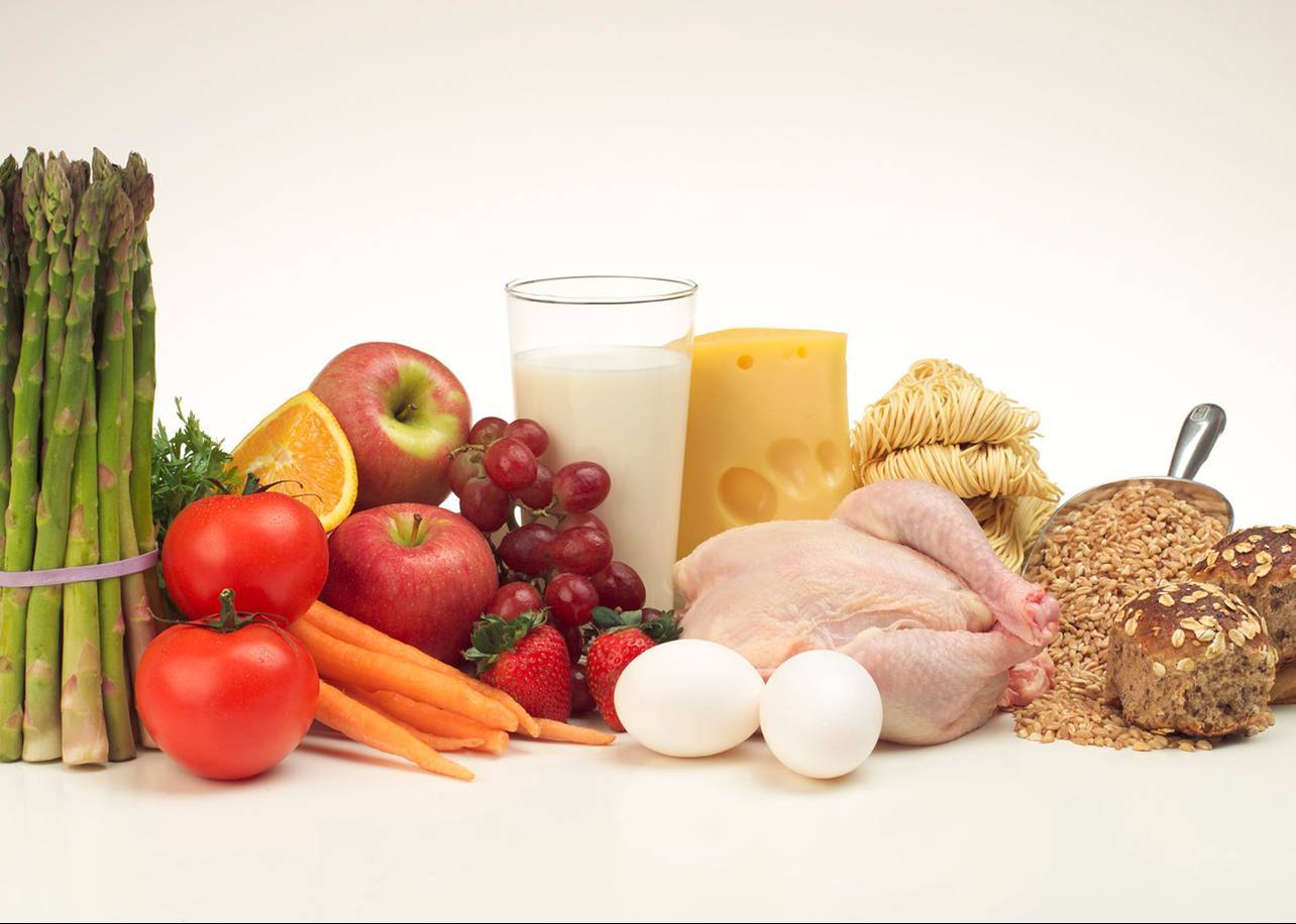 Low Density Foods