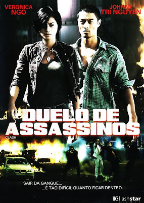 Duelo de Assassinos - DVDRip Dual Áudio