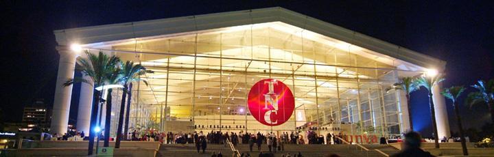 Bezoek barcelona teatre nacional de catalunya for Teatre nacional de catalunya