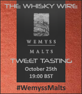 Wemyss Tweet Tasting