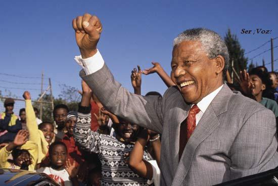 Nelson Madiba Mandela