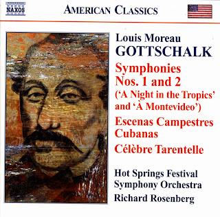 Gottschalk: Orchestral Works (Complete)