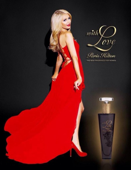 Perfume With Love de Paris Hilton