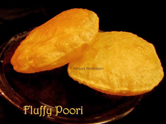 Fluffy Poori