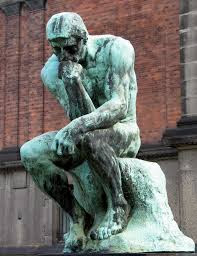 El pensador (de Rodin)