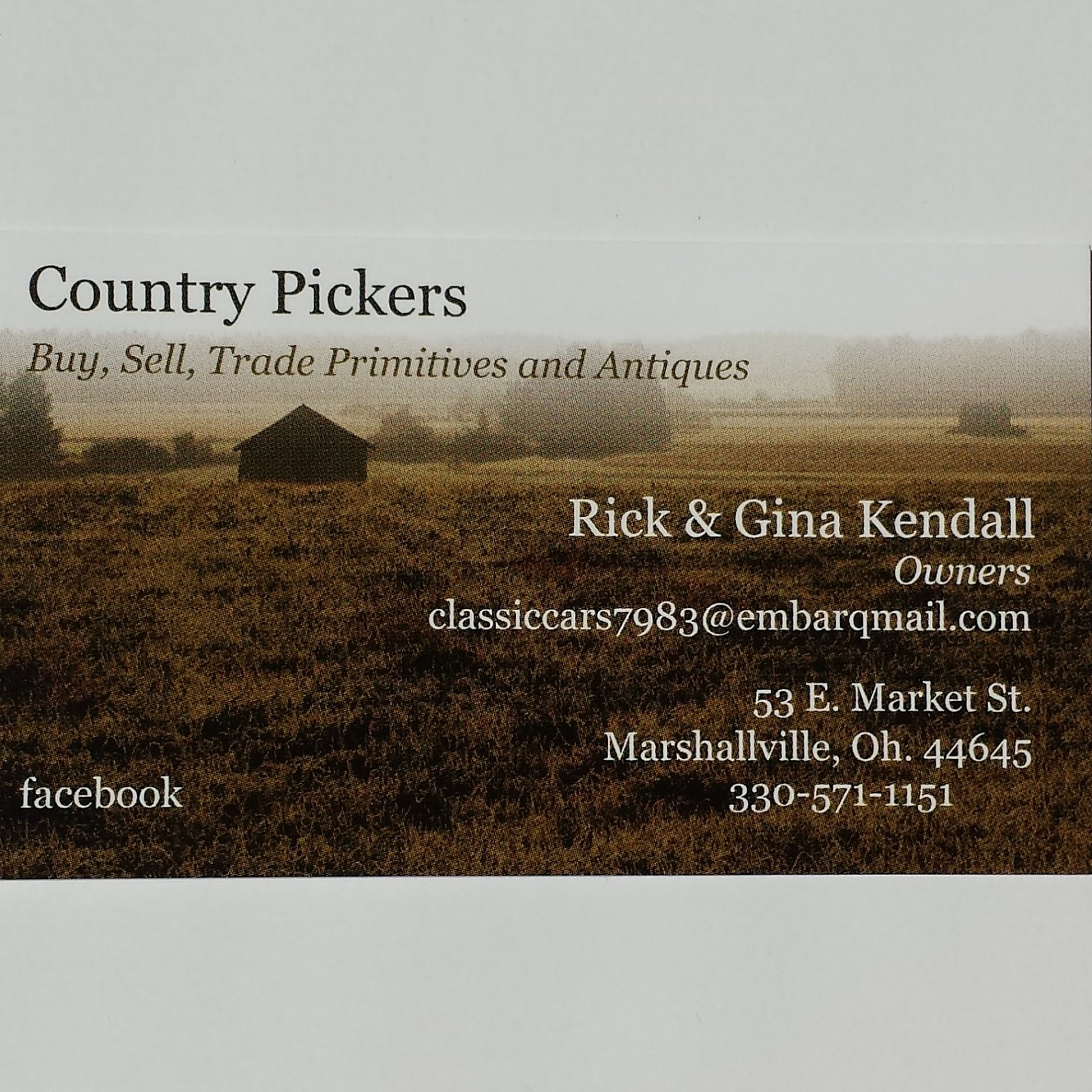 Country Pickers