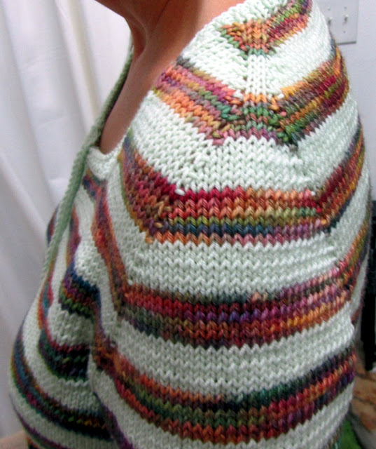 Knitting Increases For Sleeves : Fibermania six am photoshoot