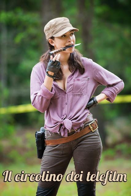 The Walking Dead Stagione 5 rosita