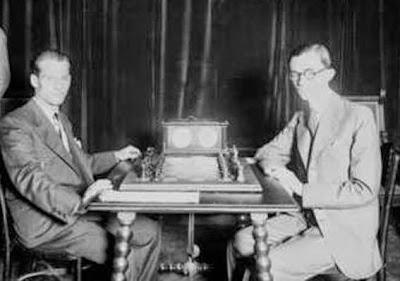 Partida de ajedrez Casas – Dr. Rey