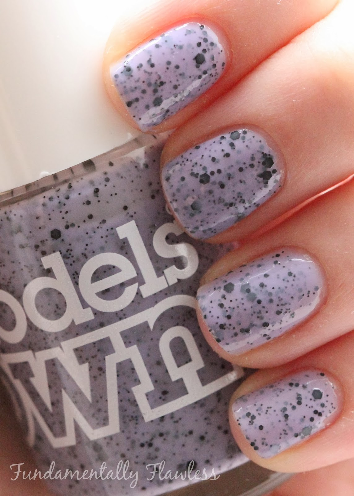 Models Own Speckled Eggs Collection Swan swatch