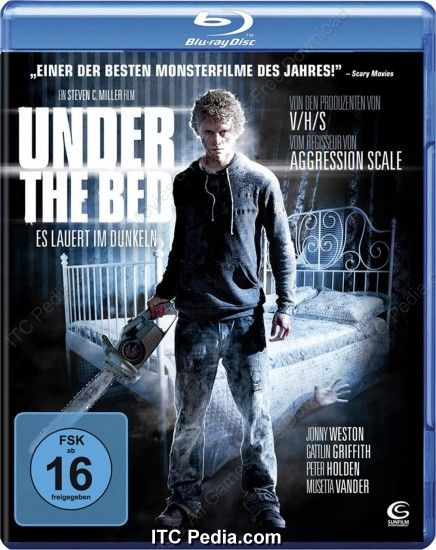 Under The Bed (2012) BRRIP Xvid AC3 - BHRG