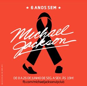 """CONFIRA O ESPECIAL DO MJVIPCLUB """"6 ANOS SEM MJ"""""""