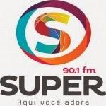Rádio Super 90.1 FM - Minas Gerais