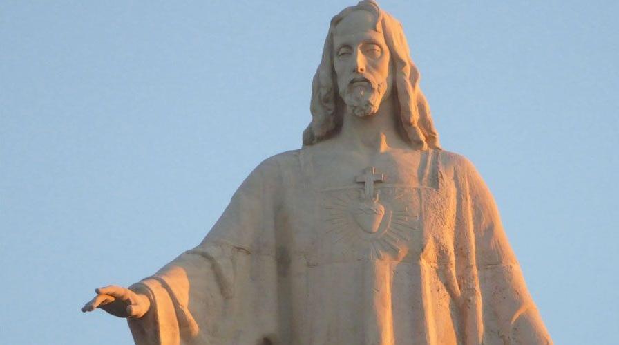 Peregrina al Cerro de los Ángeles y conságrate al Sagrado Corazón