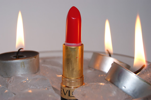 Revlon Fire and Ice Lipstick