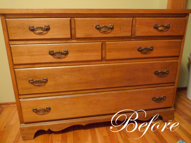 Love at home designs dresser and nightstand re do how to for Good cheap dressers