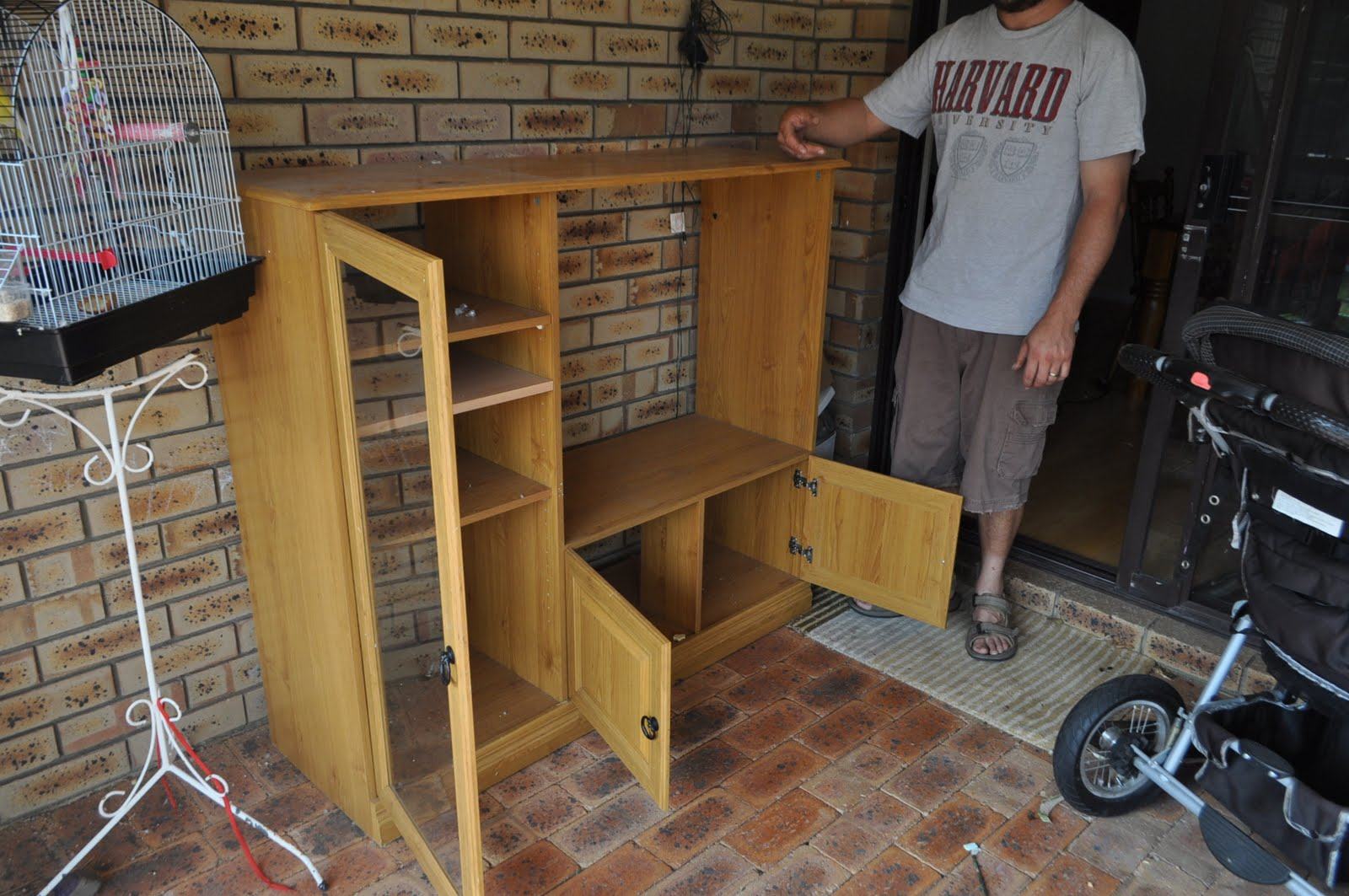 Upcycled Kids Kitchen Furniture