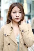 勝木田悠美さん(会社員)24歳