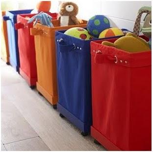 Como Organizar Brinquedos