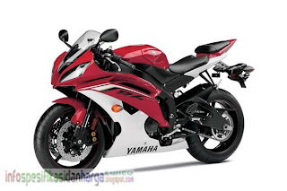 Harga Yamaha YZF-250R Motor Terbaru 2012