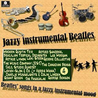 Cd Jazzy Instrumental Beatles - Vol. 4 (2015) Jazzy%2Bv4%2Bfront