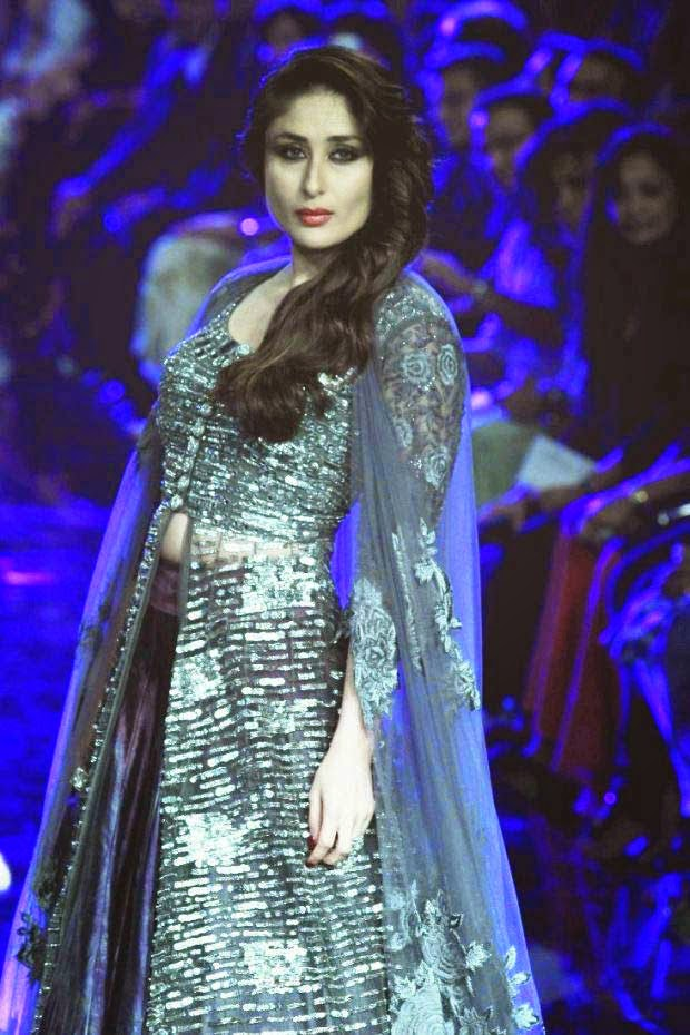 Kareena Kapoor at LFW Winter/Festive 2014