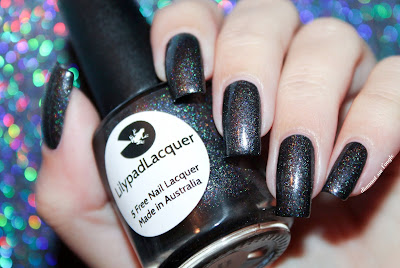 """Swatch of the nail polish """"Gomez"""" by Lilypad Lacquer"""