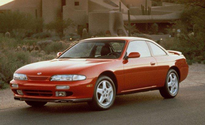 Exceptional 10. Nissan 240SX. Itu0027s A Japanese Sports Car ...