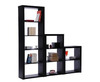 30 modelos de estantes para organizar tu casa - Estantes de madera para pared ...