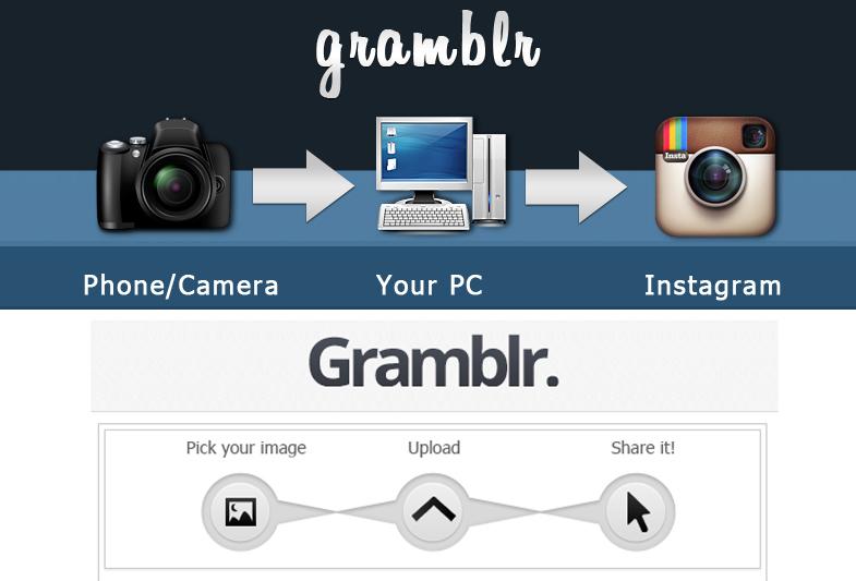 Как выложить instagram с компьютера