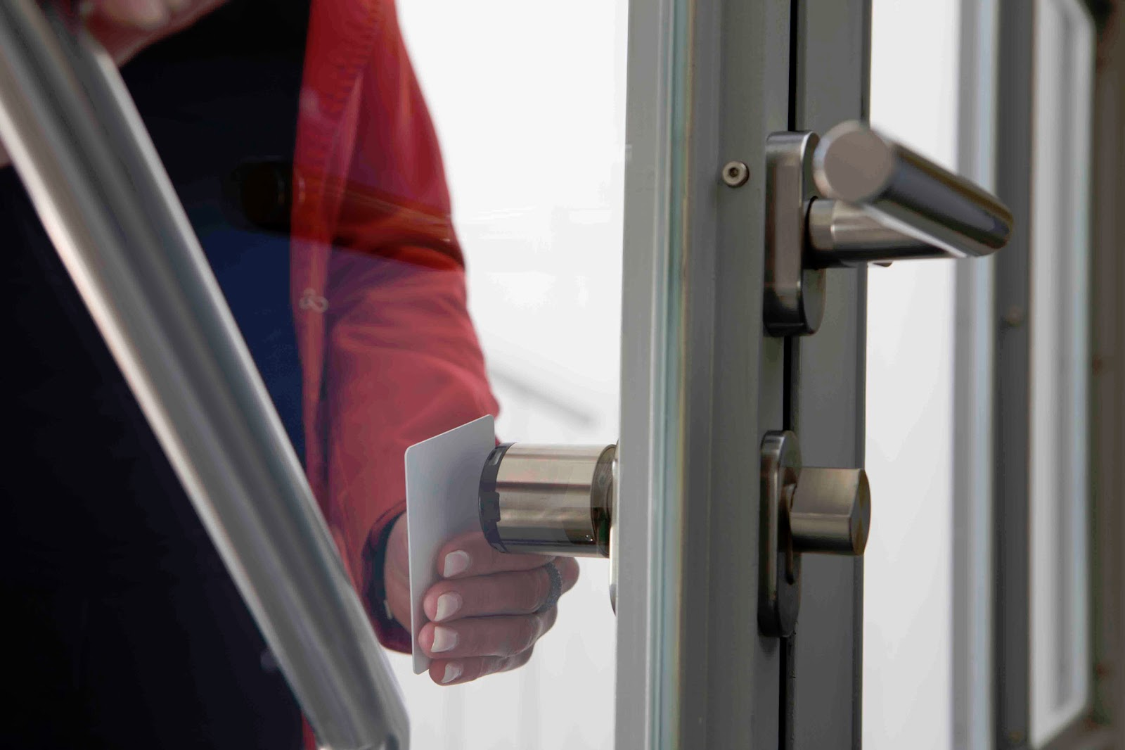 The door industry journal organisations must look at for Look security systems