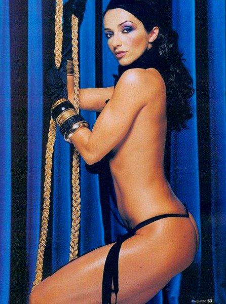 Raquel Henriques na Playboy Portugal de Novembro