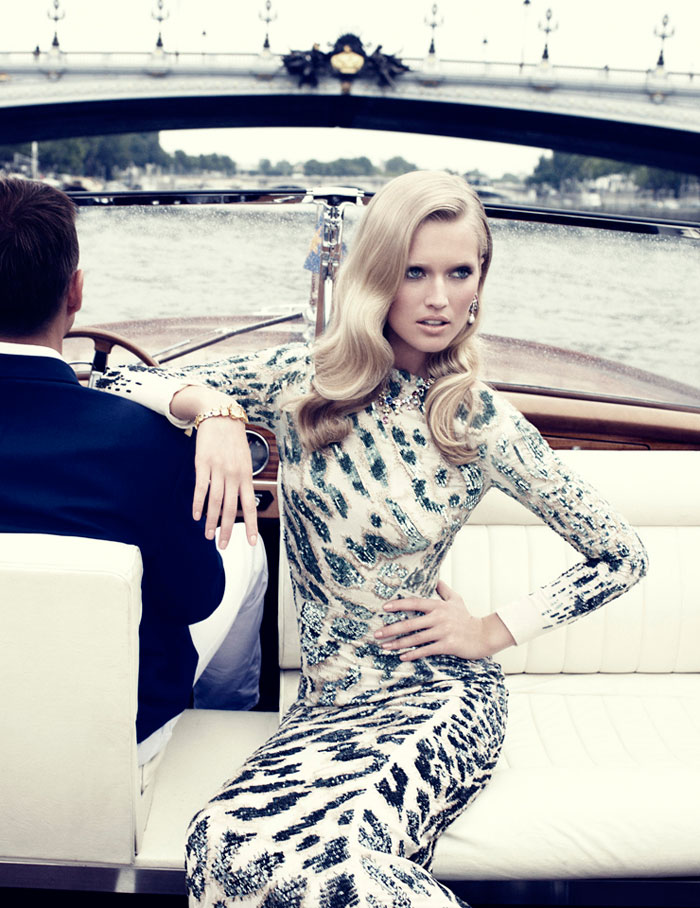 Beauty Clive Owen Hairstyle on Vogue Spain October 2011