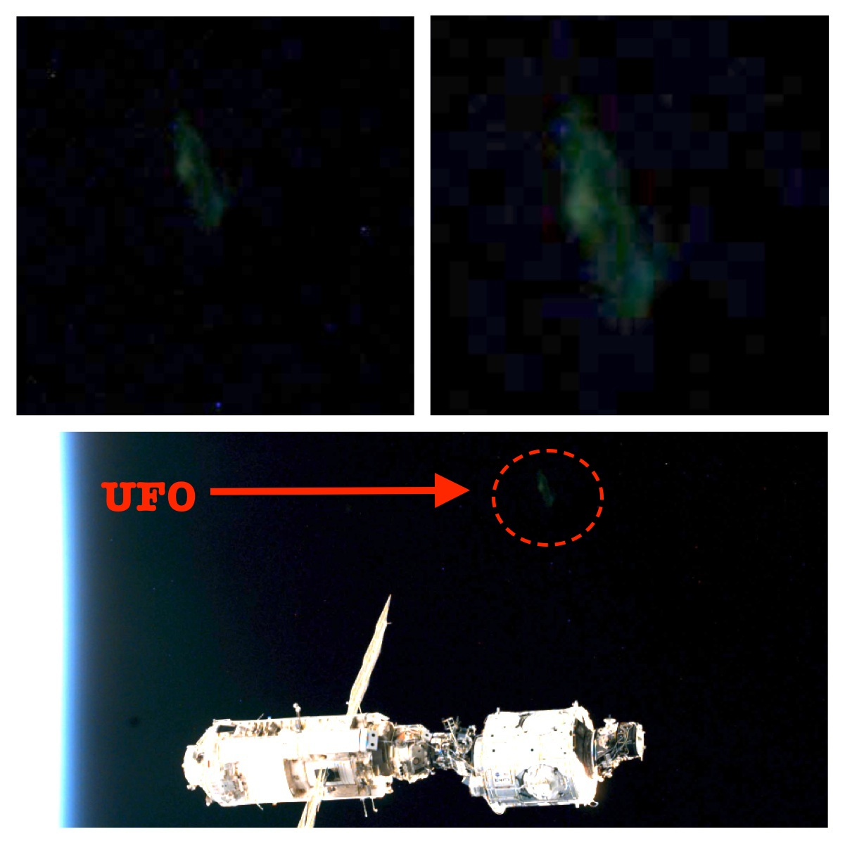 nasa ufos in space - photo #45