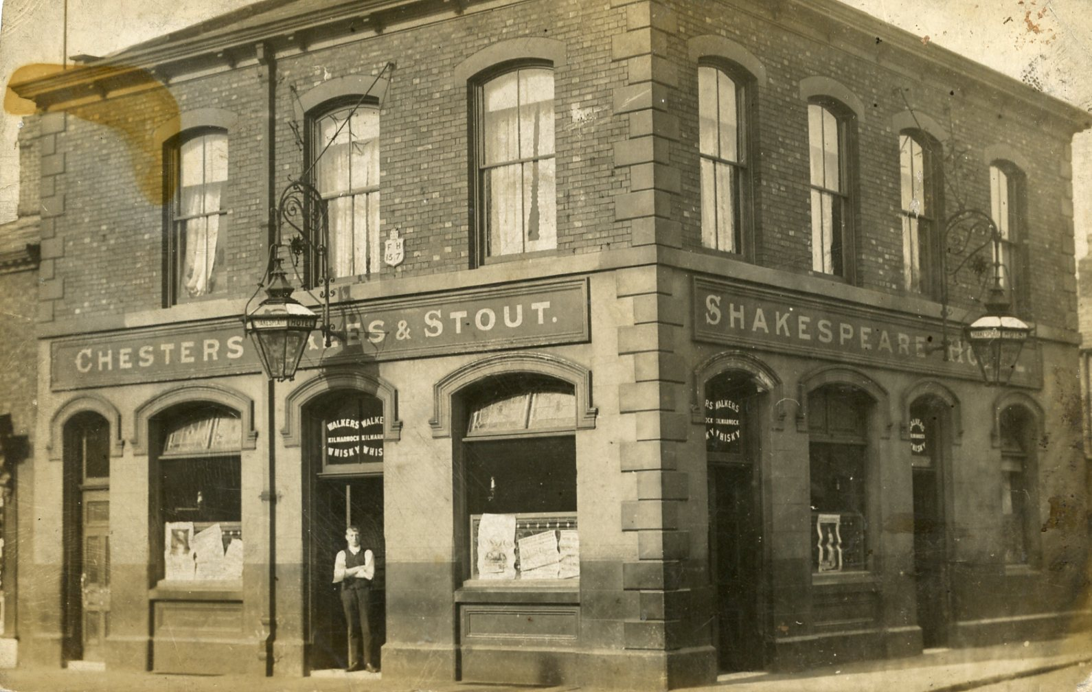 Pubs of Manchester: Shakespeare, Stockport & London Road