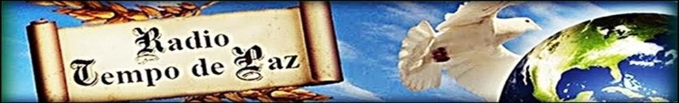 Rádio Tempo de paz - A Voz de Deus na internet! Rádio Gospel ao vivo online, Rádio online com xat.