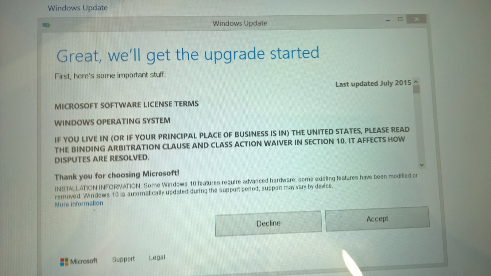Hodentekhelp how long does it take to install windows 10 on a tablet