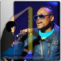 What is the height of Apl.de.ap (Allan Pineda)?