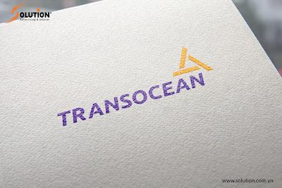 Mẫu thiết kế logo - Bộ nhận diện thương hiệu TransOcean
