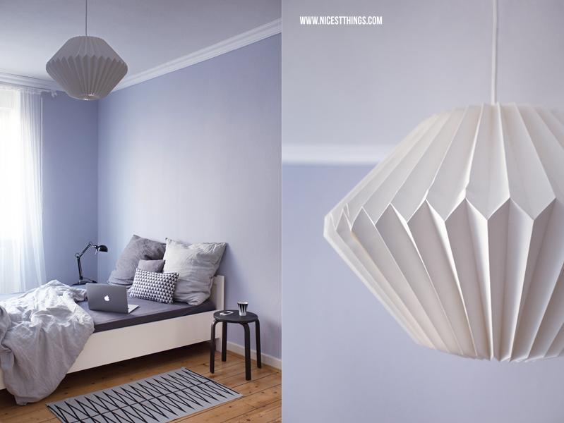 schlafzimmer deko ideen in graut nen skandinavisch schlicht nicest things. Black Bedroom Furniture Sets. Home Design Ideas