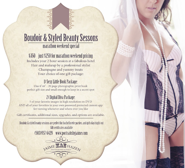 boudoir portraits wedding beauty photography Portland Astoria Oregon bachelorette girls night