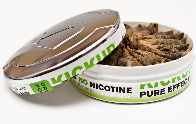 snus, nicotina, tabaco sin humo, fumar, salud
