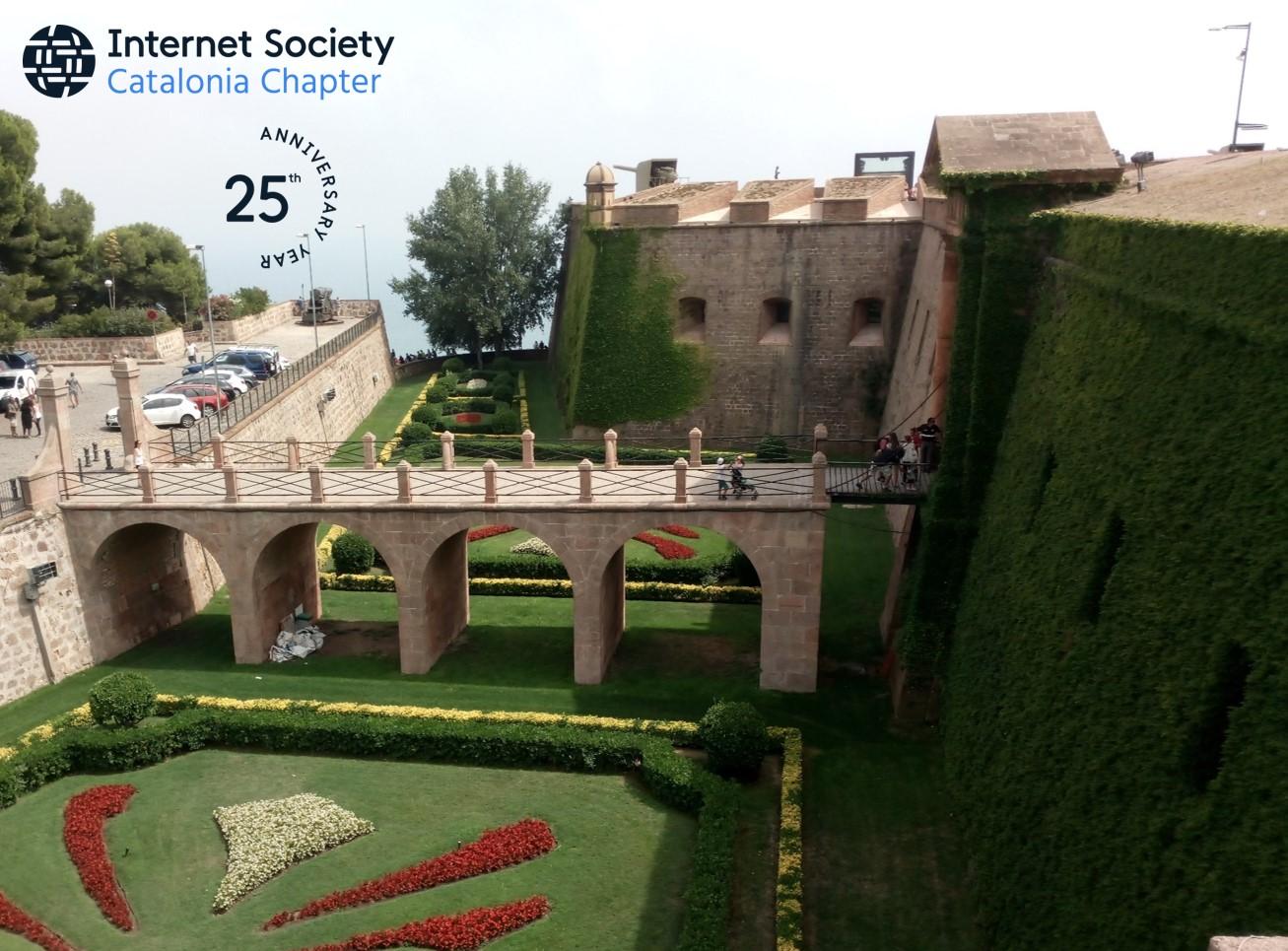 Festa 25 anys al Castell de Montjuïc